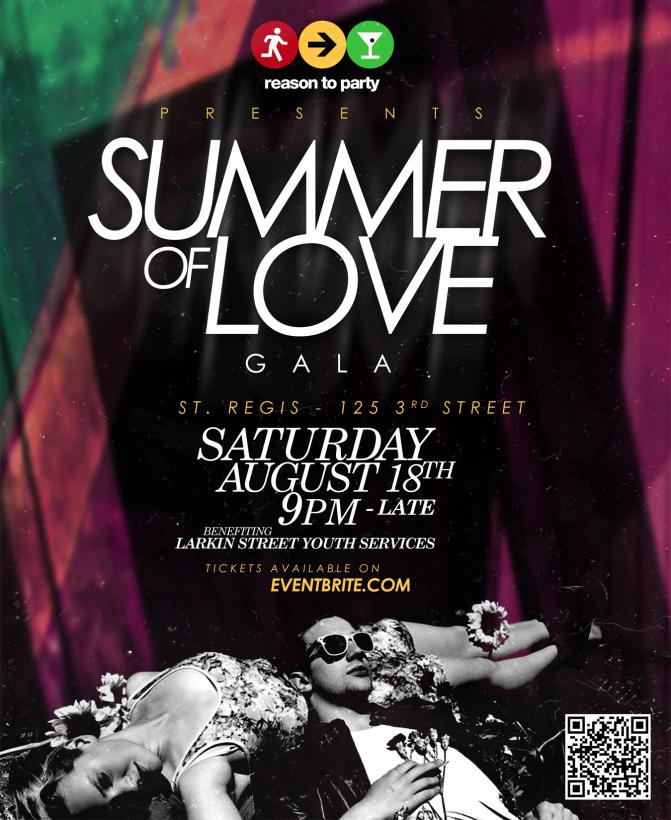 Image of Summer of Love Gala